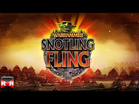 Warhammer: Snotling Fling (By Wicked Witch) - iOS / Android - Gameplay Video