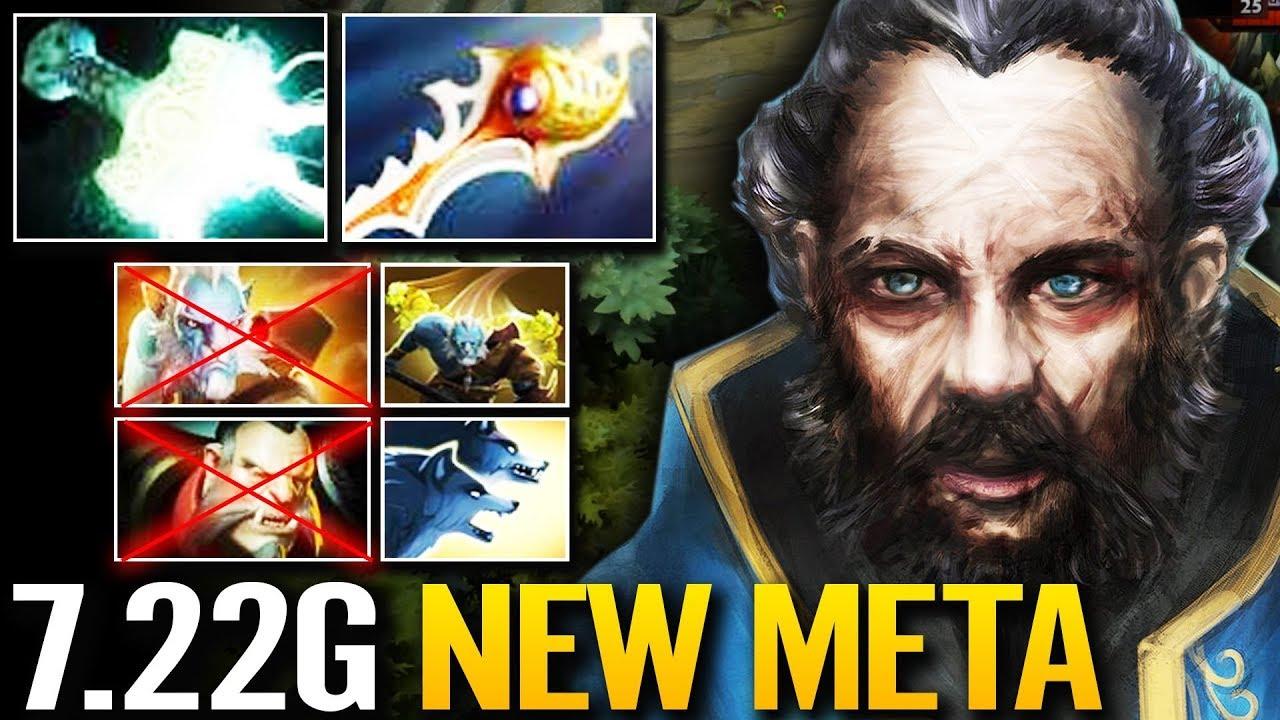 Kunkka NEW Meta RAIDBOSS   Mjollnir & Heart of Tarrasque Dota 2 Gameplay thumbnail