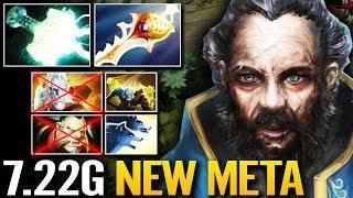 Kunkka NEW Meta RAIDBOSS | Mjollnir & Heart of Tarrasque Dota 2 Gameplay