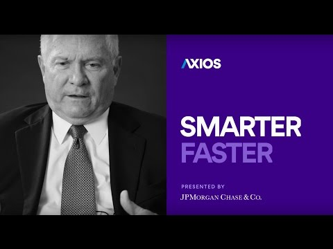 Smarter. Faster: Bob Gates' leadership advice for the Trump Administration