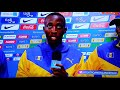 Barbados Men's 4x100M Relay Team Interviewed - 2018 CAC Games in Columbia