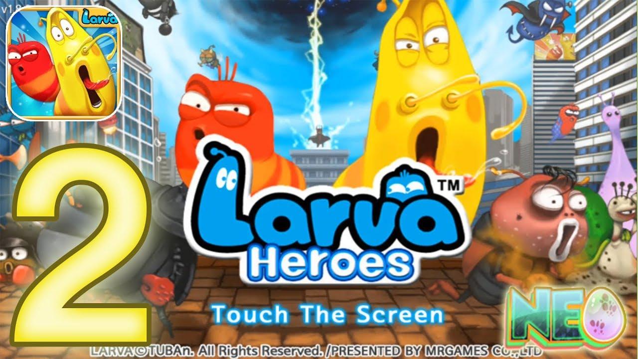 Larva Heroes Lavengers