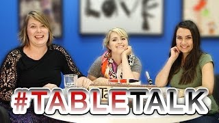Sexual Experiences And More with the Girls on #TableTalk!