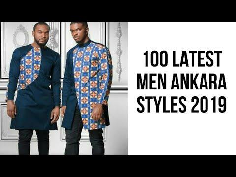Male Ankara Styles To Rock In 2019