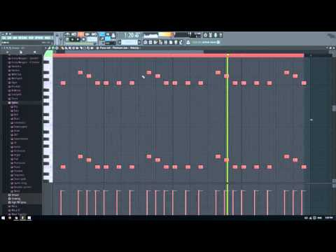 Creating A Full Song in 30 Minutes on FL Studio 12 + FREE FLP + FREE MP3