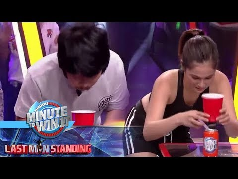 Tap Trap | Minute To Win It - Last Man Standing