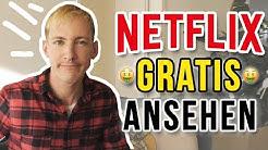 Netflix gratis anschauen (Kostenlosen Streaming Account auf Netflix bekommen) | thajo
