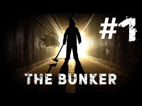 The Bunker Gameplay Playthrough #1 - System Error (PC)