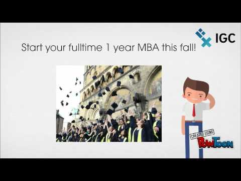 Get your MBA