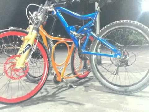 Video Oficial (VnB - Viva no Baixo) Bikes rebaixad