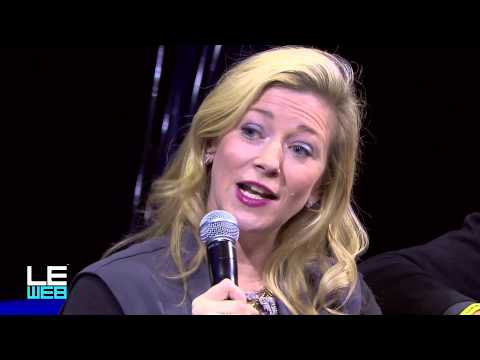 Roxanne Varza - eCommerce - Roundtable - LeWeb'14 Paris