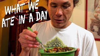 What We Ate In A Day As Deficient Vegans