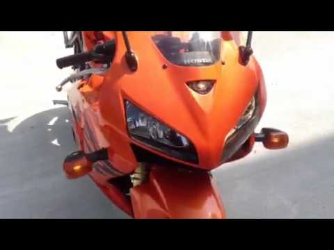 06 Honda Cbr600rr Vin 303712 Youtube