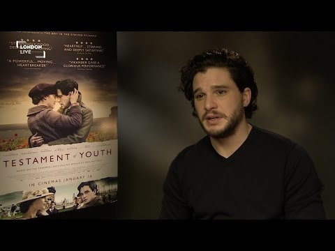 Kit Harington on the differences between Testament of Youth and Game of Thrones