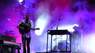 Editors - Two Hearted Spider @ Rock Werchter Live 07-07-2013