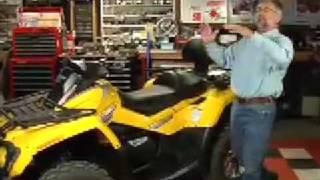 ATV Television Misc Ramblings - 2-Seat ATV Advantages