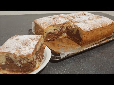 gâteau-facile-et-rapide-recette-crème-pâtissière-/-easy-and-quick-cake-pastry-cream-recipe