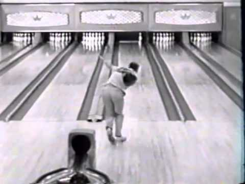 Top Star Bowling #48   Tedd Hoffman, Jr  versus Bob Strampe