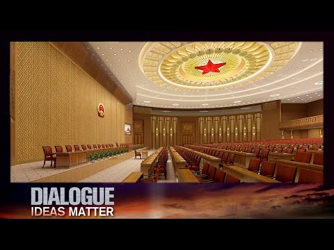 Dialogue— Guidelines for NGO Regulations 08/23/2016 | CCTV