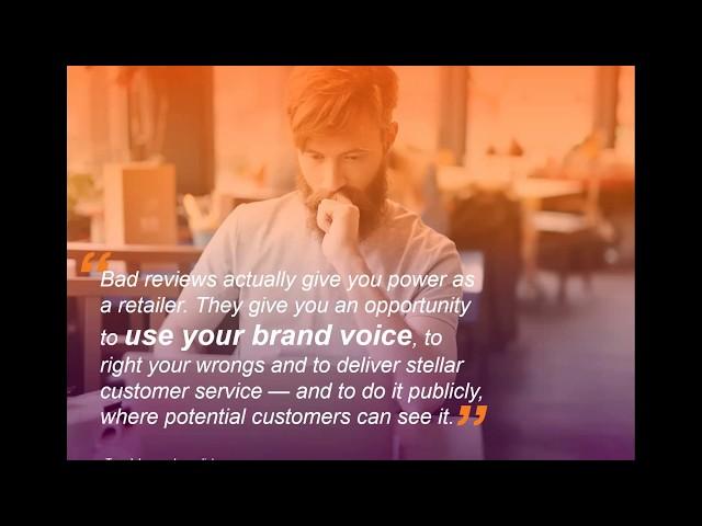 WEBINAR: Using WiFi Marketing & Analytics To Improve Online Restaurant Ratings
