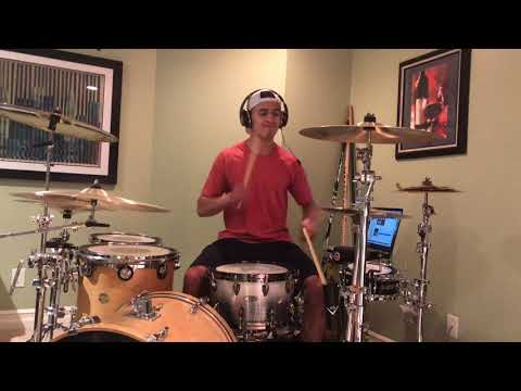 PushaT - What Would Meek Do? (feat. Kanye West) - Drum Cover - Joey Todaro