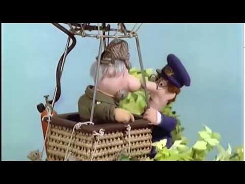 Postman Pat - Postman Pat Takes Flight (With Original Music)