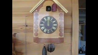 Часы с кукушкойKakukkos órak   Cuckoo Clock   Kuckucksuhr