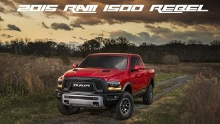 2015 Ram 1500 Rebel - New Ram Rebel Pickup Truck