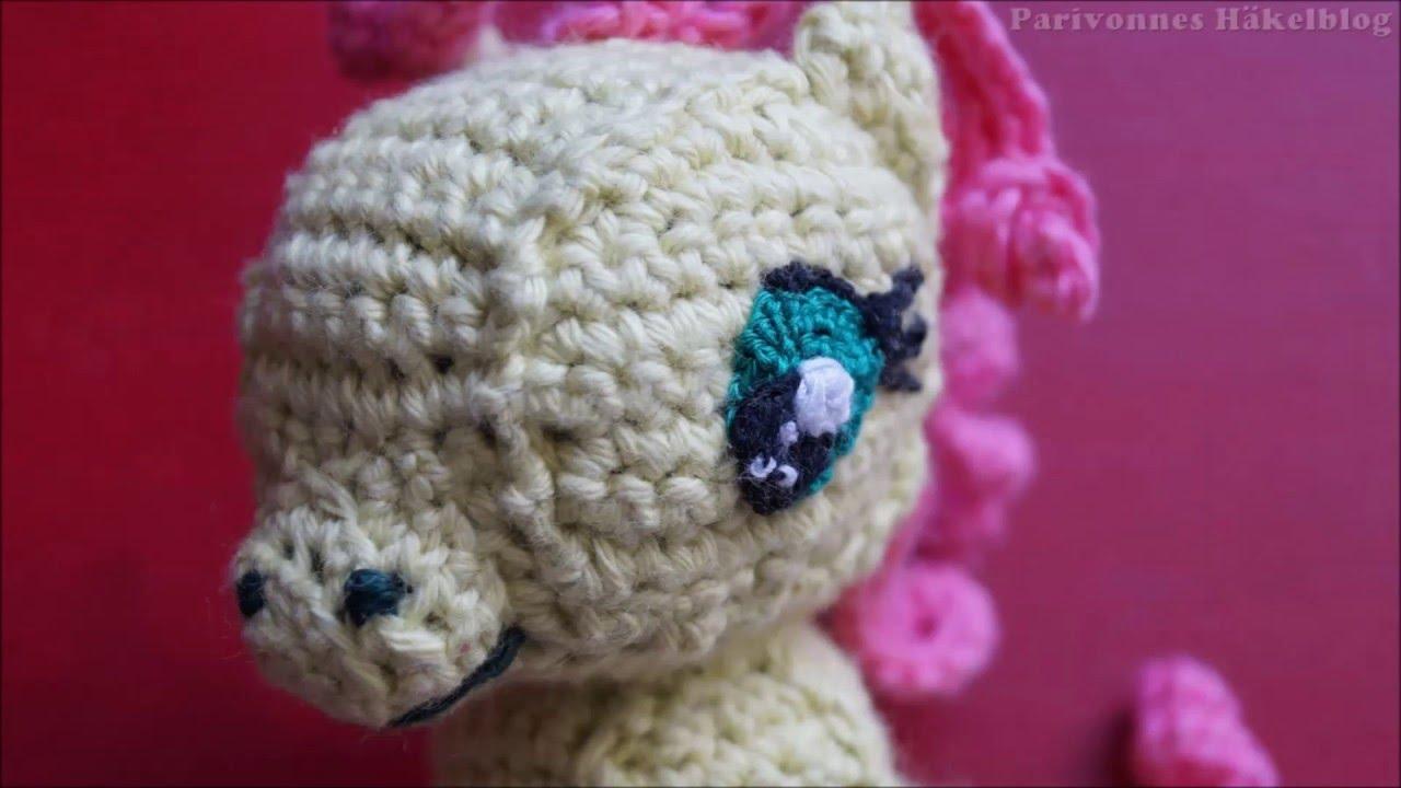 Amigurumi My little Pony häkeln - YouTube