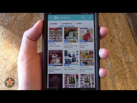 Android App Review: Flipp  - Weekly Ads & Coupons