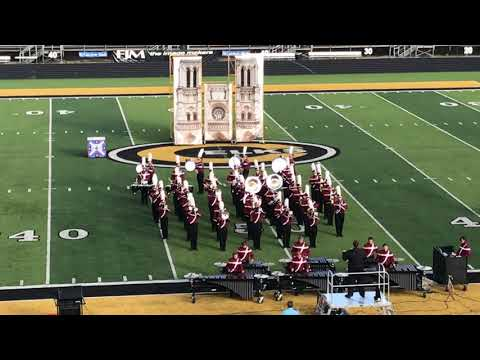 Bishop Watterson High School Marching Band Masterpiece Contest Performance 2019 - BWHSMB