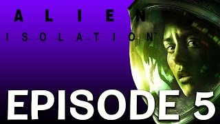 Alien Isolation - And it begins...
