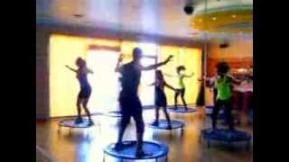UBOUND RADICAL FITNESS - Nikos Argiroudis@Melekos Health Club