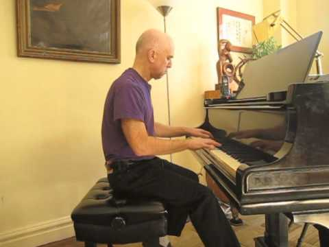 Rude, by Magic- cover piano version played by Jonathan L. Segal