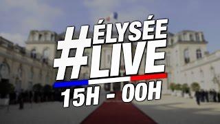#ElyséeLive - On suit la présidentielle avec vous en direct ! 🎉🇫🇷