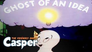 Casper Classics | Ice Scream / Bedtime Troubles | Casper The Ghost Full Episode