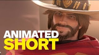 Overwatch McCree Animated Short: Reunion - BlizzCon 2018