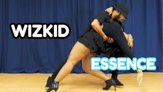 Wizkid ft Tems | ESSENCE | Dance Video | Amber Rae x Lamar Lee Choreography