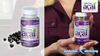 Acai 100% pure  The Best Product of Weight loss