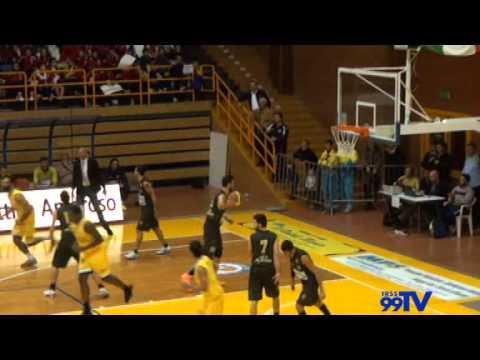 Allianz Basket Città di San Severo Vs Cesarano Scafati Basket