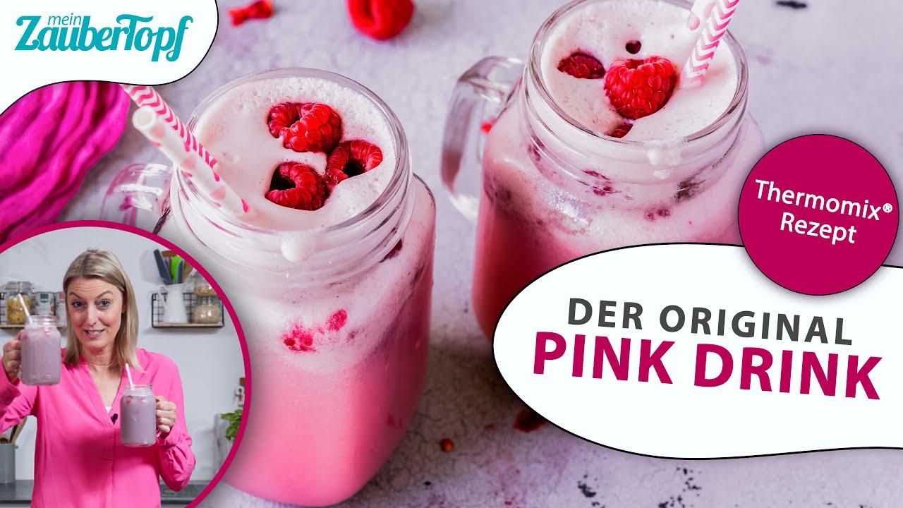 😍😍 Original PINK DRINK im Thermomix®: Wie gut ist das Trend-Getränk von TikTok wirklich?
