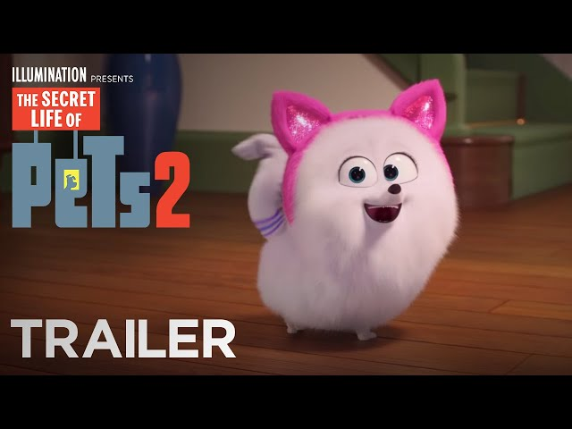 The Secret Life Of Pets 2 - The Gidget Trailer
