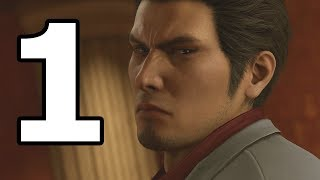 Yakuza Kiwami 2 Walkthrough Part 1 - No Commentary Playthrough (PS4)