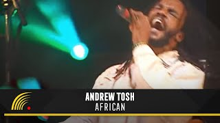 Andrew Tosh - African - Tributo a Peter Tosh