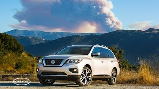 2017 Nissan Pathfinder: First Drive