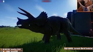Jurassic Slug Evolution #2 [livestream archive]