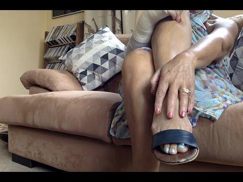Manucure et beauté des pieds maison