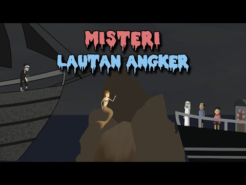 Misteri Lautan Angker - Animasi Horor Kartun Lucu - WargaNetLife