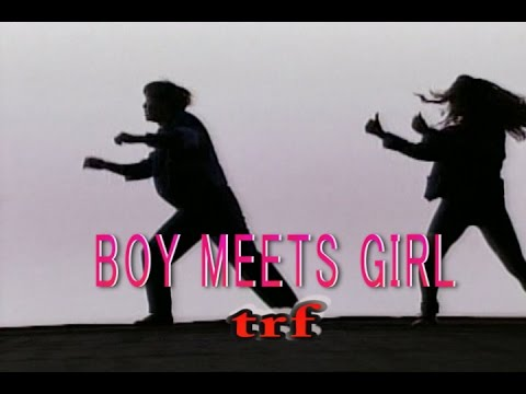 BOY MEETS GIRL (カラオケ) trf