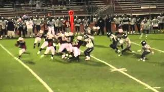 Kalani Maglinti #7 2010 Junior Highlights